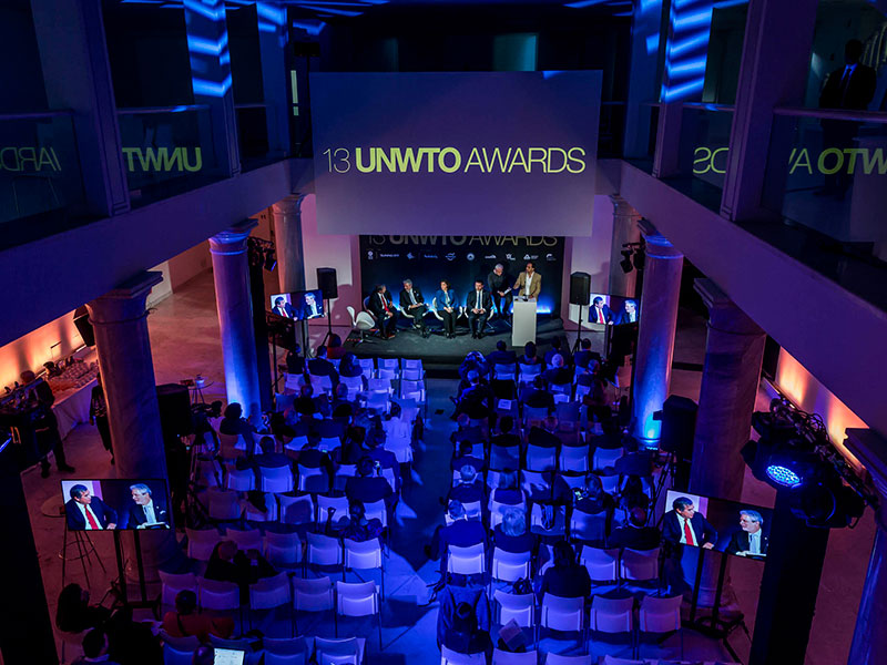 13th UNWTO Awards Forum 2
