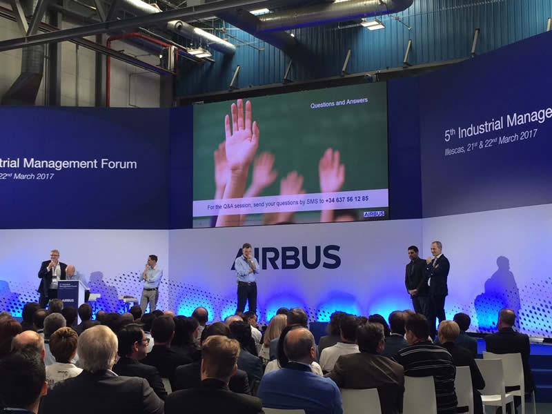 Airbus 5th Industrial Management Forum