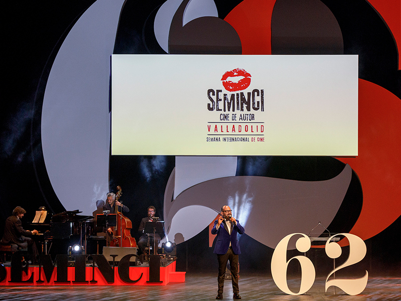 Opening gala of  the Seminci