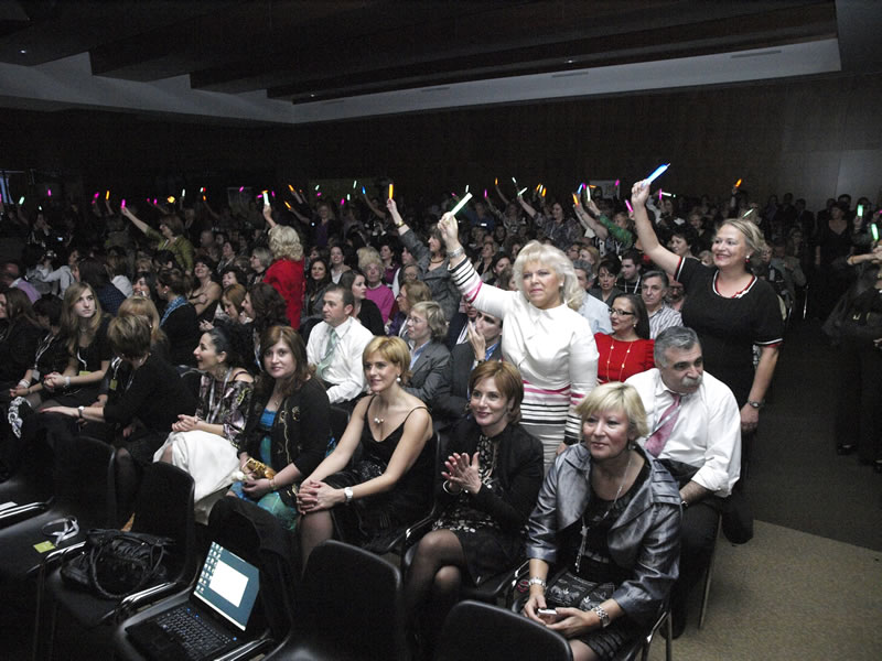 Sales force Convention Oriflame 2010 2