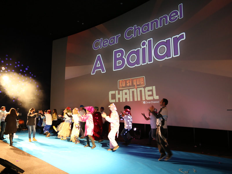 Clear Channel Convention Spain 2015 3