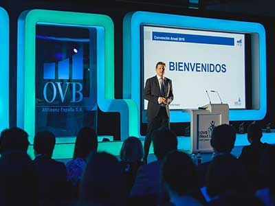 National Convention OVB Allfinanz Spain 2016