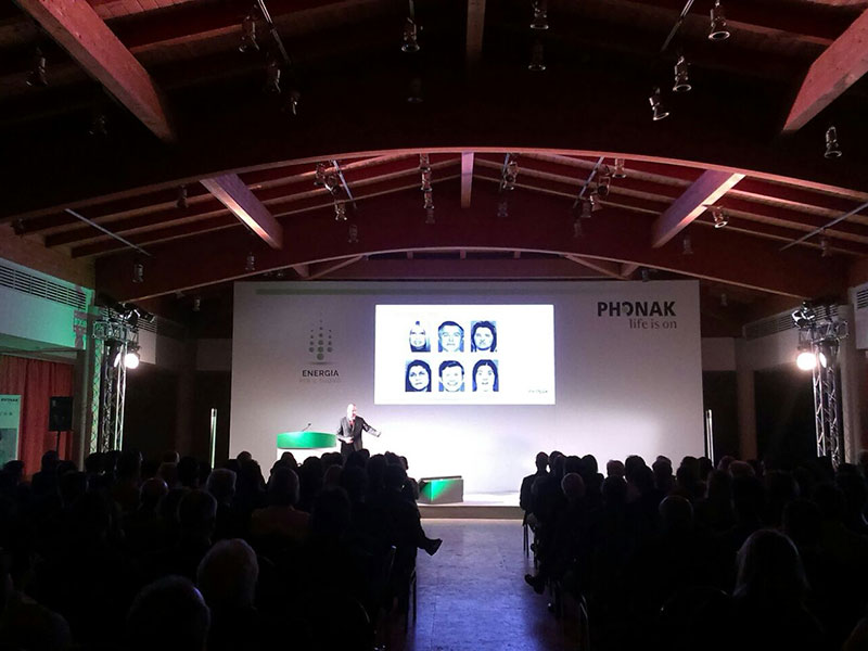 Phonak National Convention in Roma 1