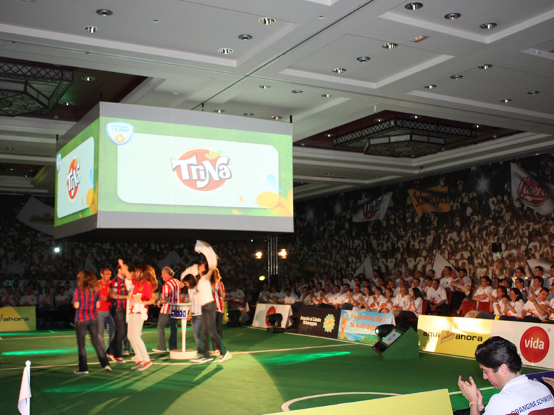 Drink Team, Orangina Schweppes Convention 2