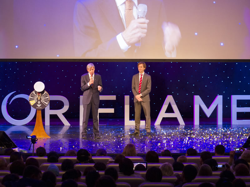 CIS Gold Conference Oriflame 2014  6