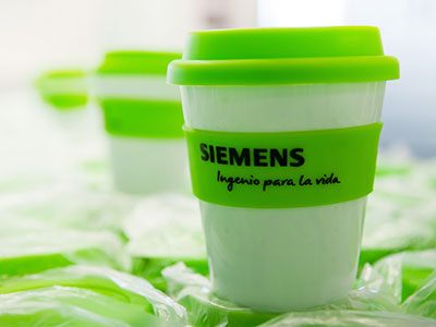 Positive morning routines for Siemens Spain