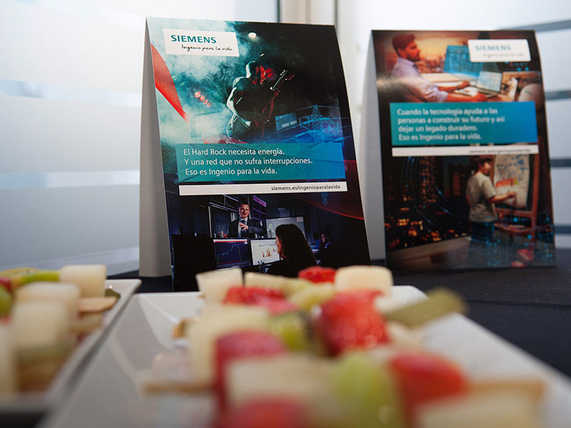 Positive morning routines for Siemens Spain 2