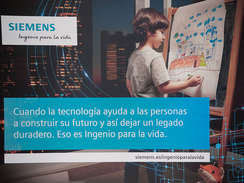 Positive morning routines for Siemens Spain 3