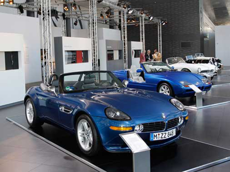 BMW Z4 International Product launch 2