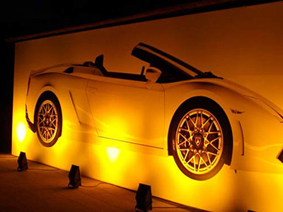 Lamborghini Gallardo International Product launch