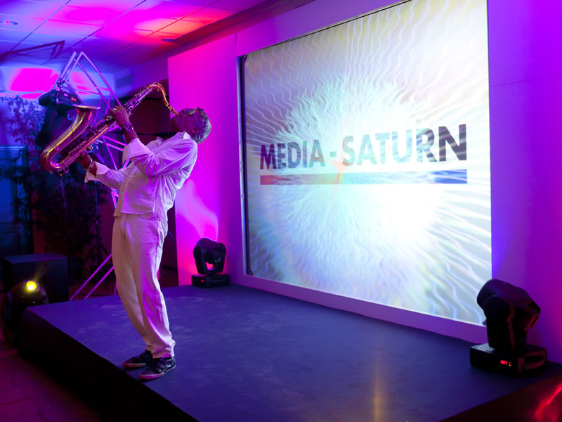 White party for Media Markt 3