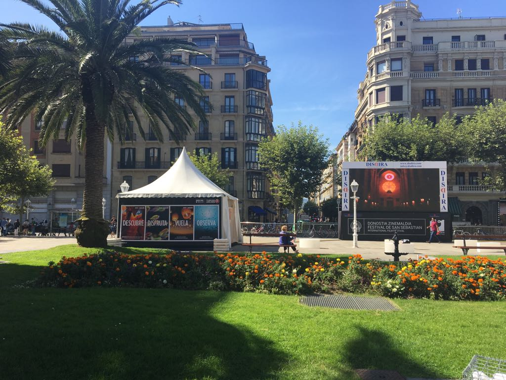 65th edition of the San Sebastian International Film Festival 6