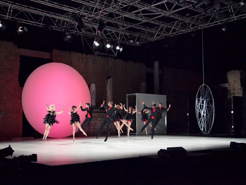 International dance festival of Itálica 8
