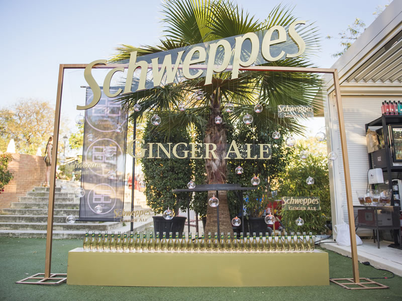 Ginger Ale for Schweppes