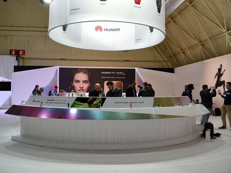 Product Launch Huawei P10 at MWC17 3