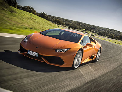 Product Launch Lamborghini Huracán