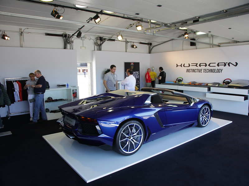 Product Launch Lamborghini Huracán 4