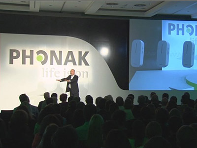 Product Launch Phonak Berlín