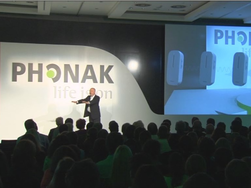 Product Launch Phonak Berlín 1