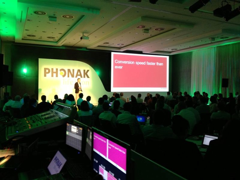 Product Launch Phonak Berlín 4