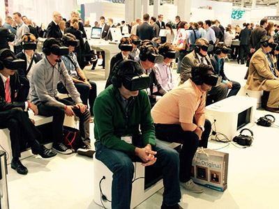 Product Launch with VR Phonak 2014