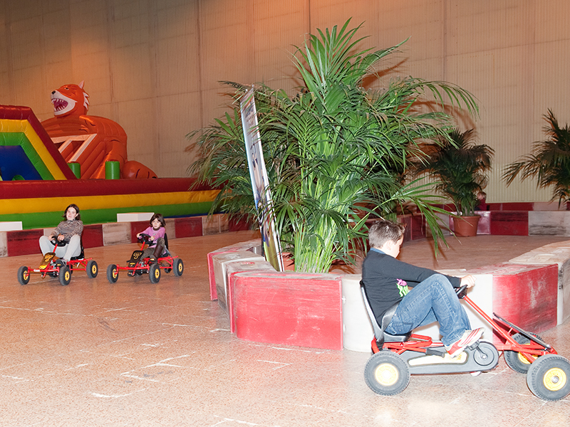 Leisure park Play Sevilla 3
