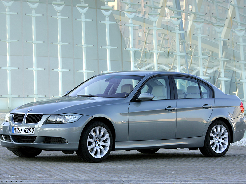 International product launch BMW Serie 3 1