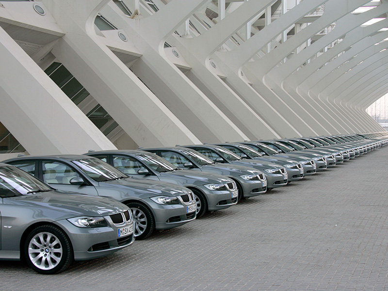 International product launch BMW Serie 3 3