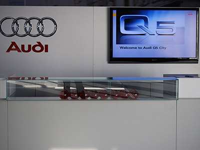 Product launch Audi Q5