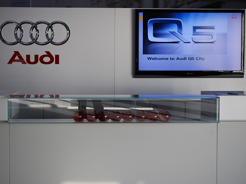 Product launch Audi Q5 1