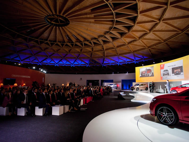 Seat Ibiza Product Launch 2