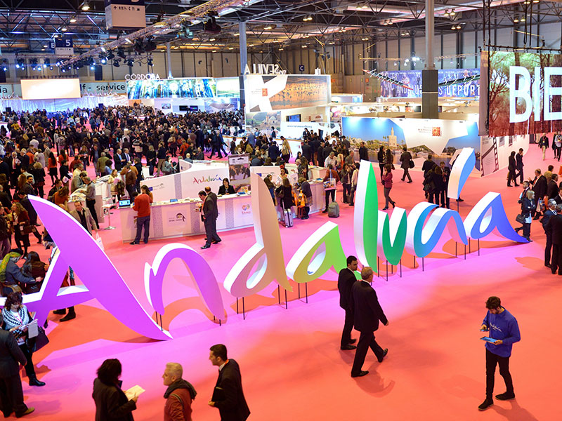 Andalucia Stand in Fitur 2016 1
