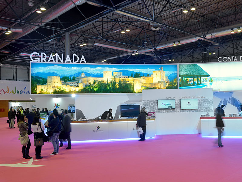 Andalucia Stand in Fitur 2016 4