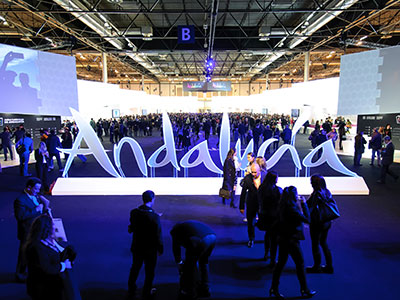 Andalusia stand FITUR 2017
