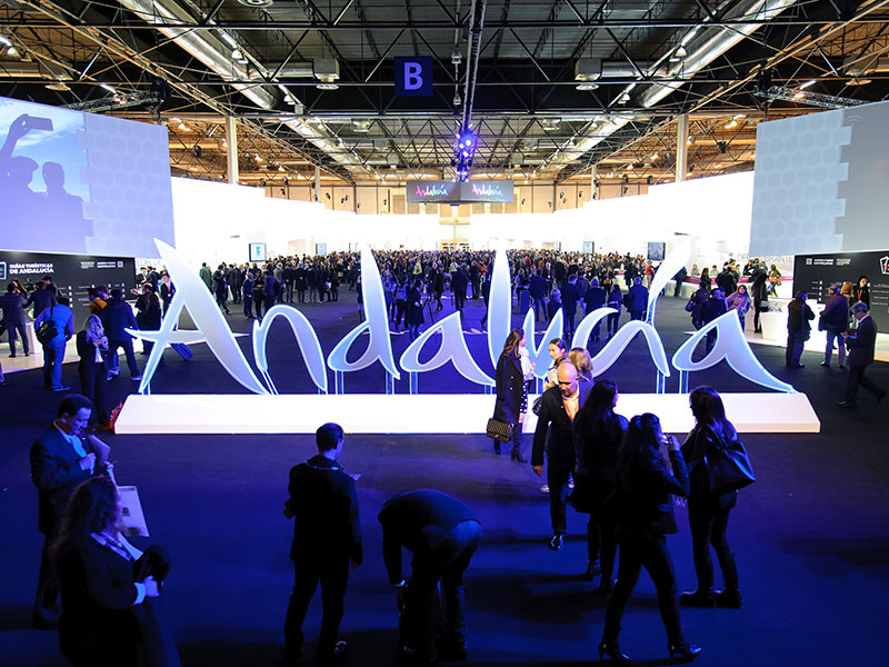 Andalusia stand FITUR 2017 1
