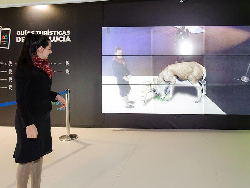Andalusia stand FITUR 2017 2