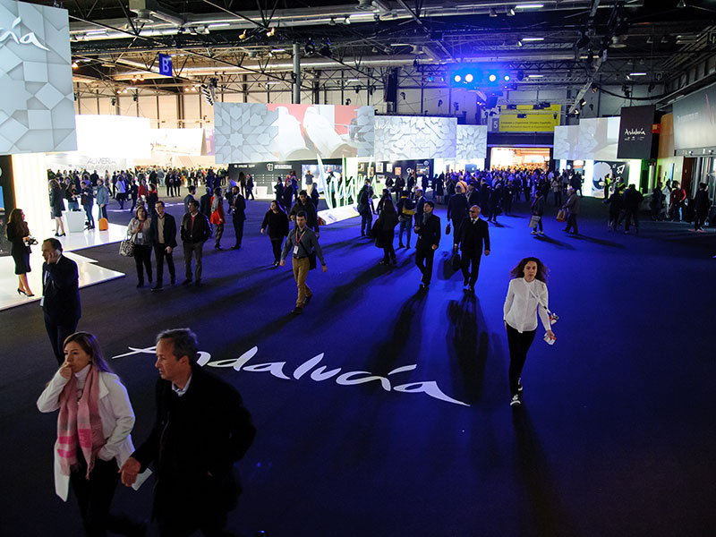 Andalusia stand FITUR 2017 4