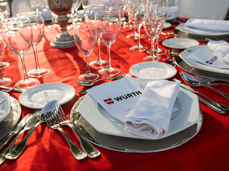 Incentive activity Würth France 2